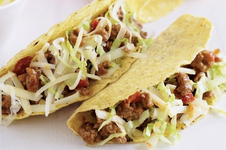 Are Tacos Traditional Mexican Food